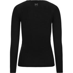 super.natural Scarlett Rib LS 165 Shirt Damer, caviar